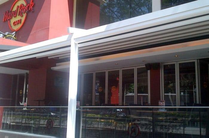 Gastro Terrassenüberdachung