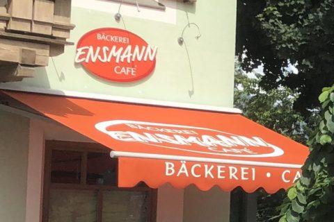 Ensmann | Bäckerei – Cafe