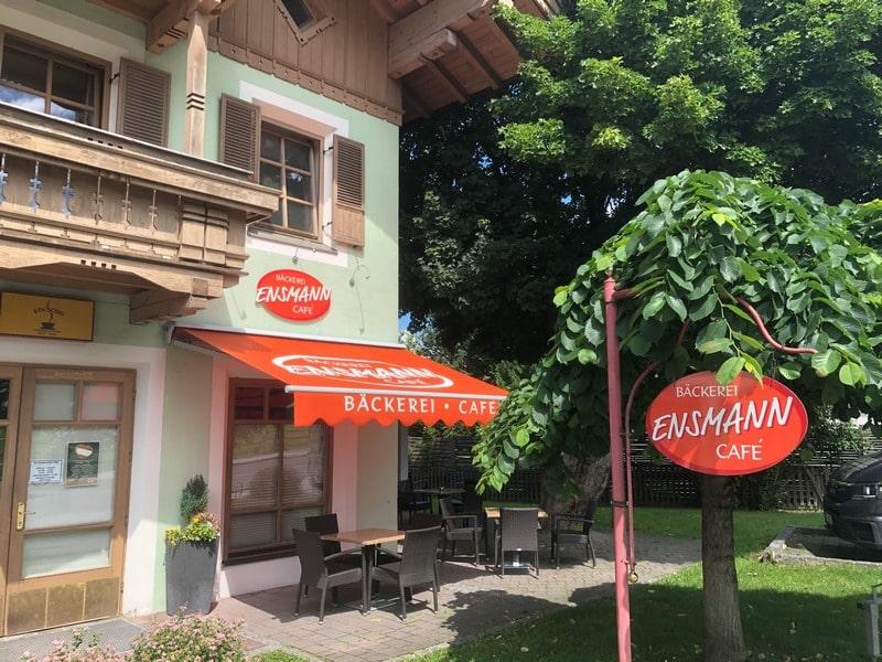Markiese - Ensmann | Bäckerei – Cafe